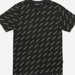 NICCE - Flank T-shirt in Black