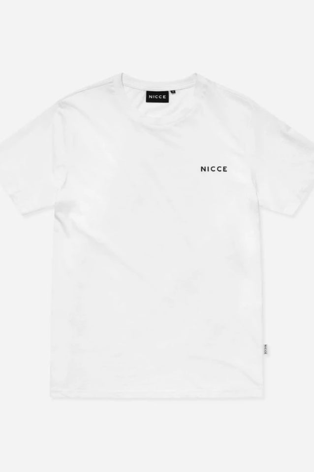 NICCE - Original T-shirt in White