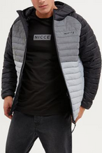 Load image into Gallery viewer, Nicce - Project Jacket in Black & Stone