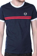 Load image into Gallery viewer, Sergio Tacchini - Supermac T-shirt in Navy