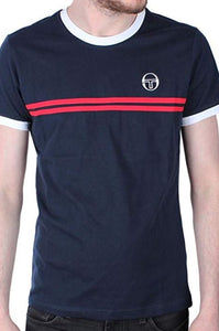 Sergio Tacchini - Supermac T-shirt in Navy
