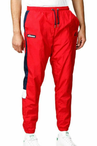 Ellesse - Petrella Track Pant in Red
