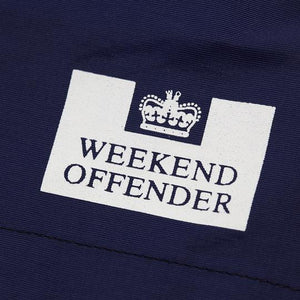 Weekend Offender - Blueblood Shorts in French Navy