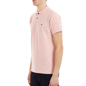 Weekend Offender - Dove Polo in Rose