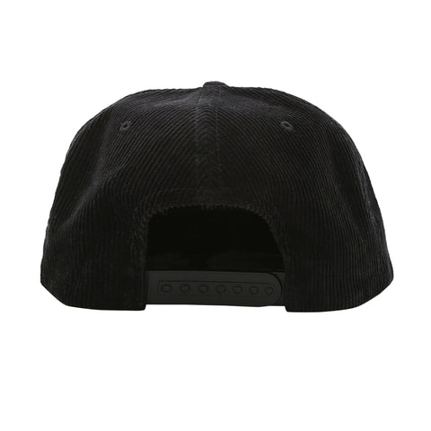 VICE HAT (BLACK/BLUE)