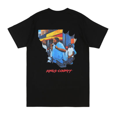 King Big Tee (Black)