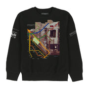 BROOKLYN SUBWAY CREWNECK