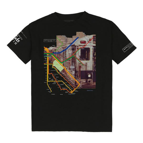 BROOKLYN SUBWAY TEE