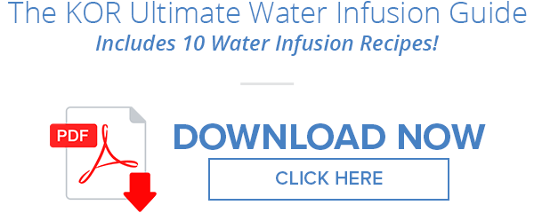 Download the KOR Ultimate Water Infusion Guide