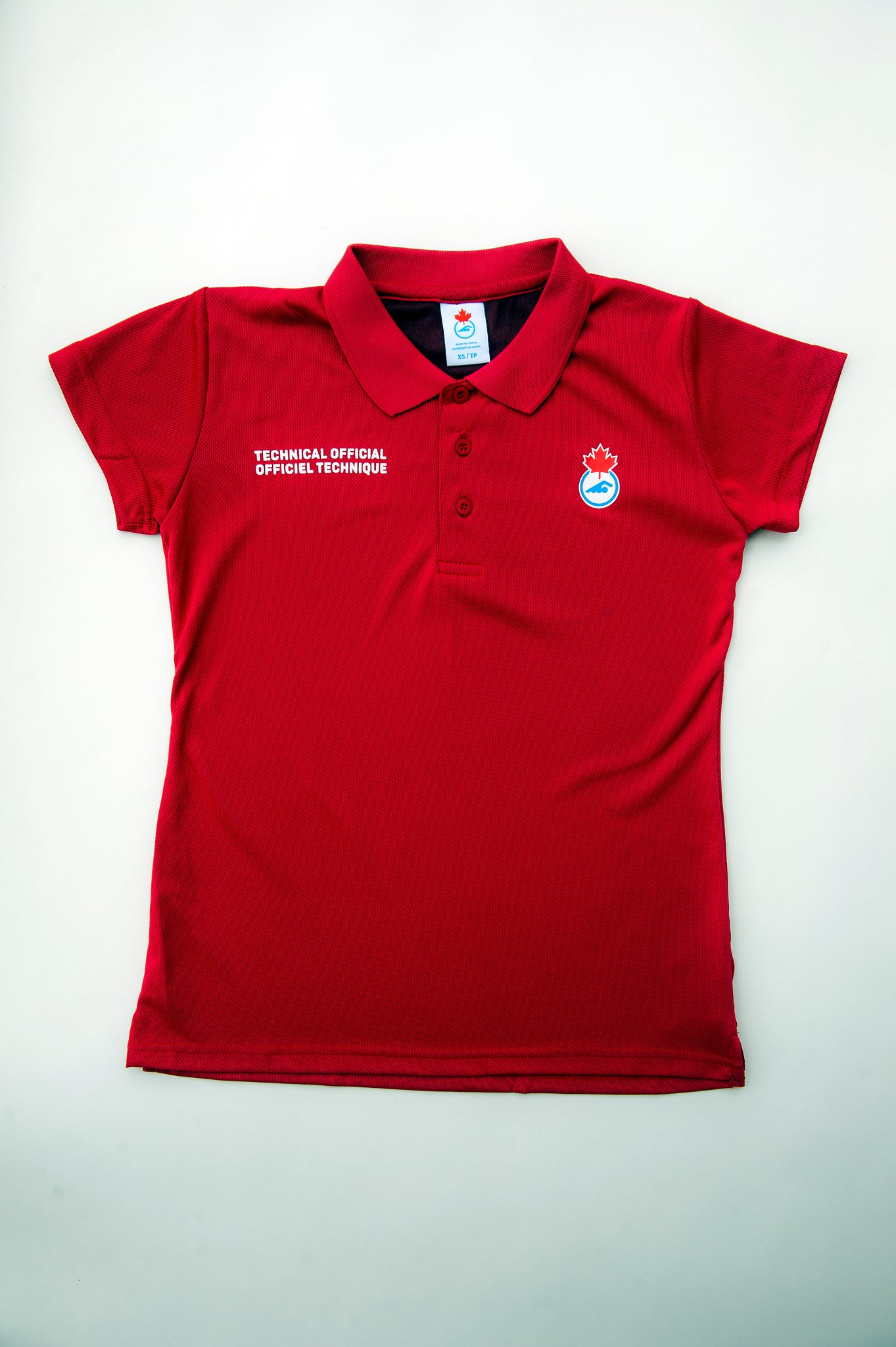 Women's Technical Officials Polo