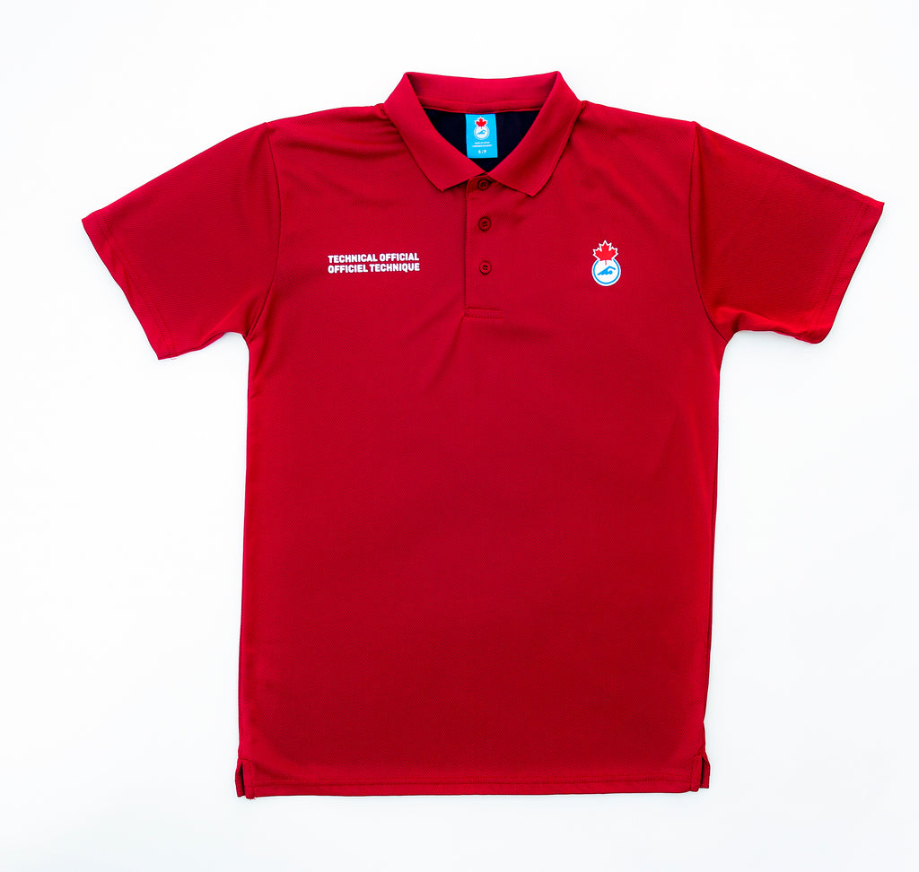 Men's Technical Officials Polo