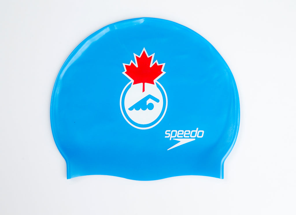 Swimming Canada Bathing Cap