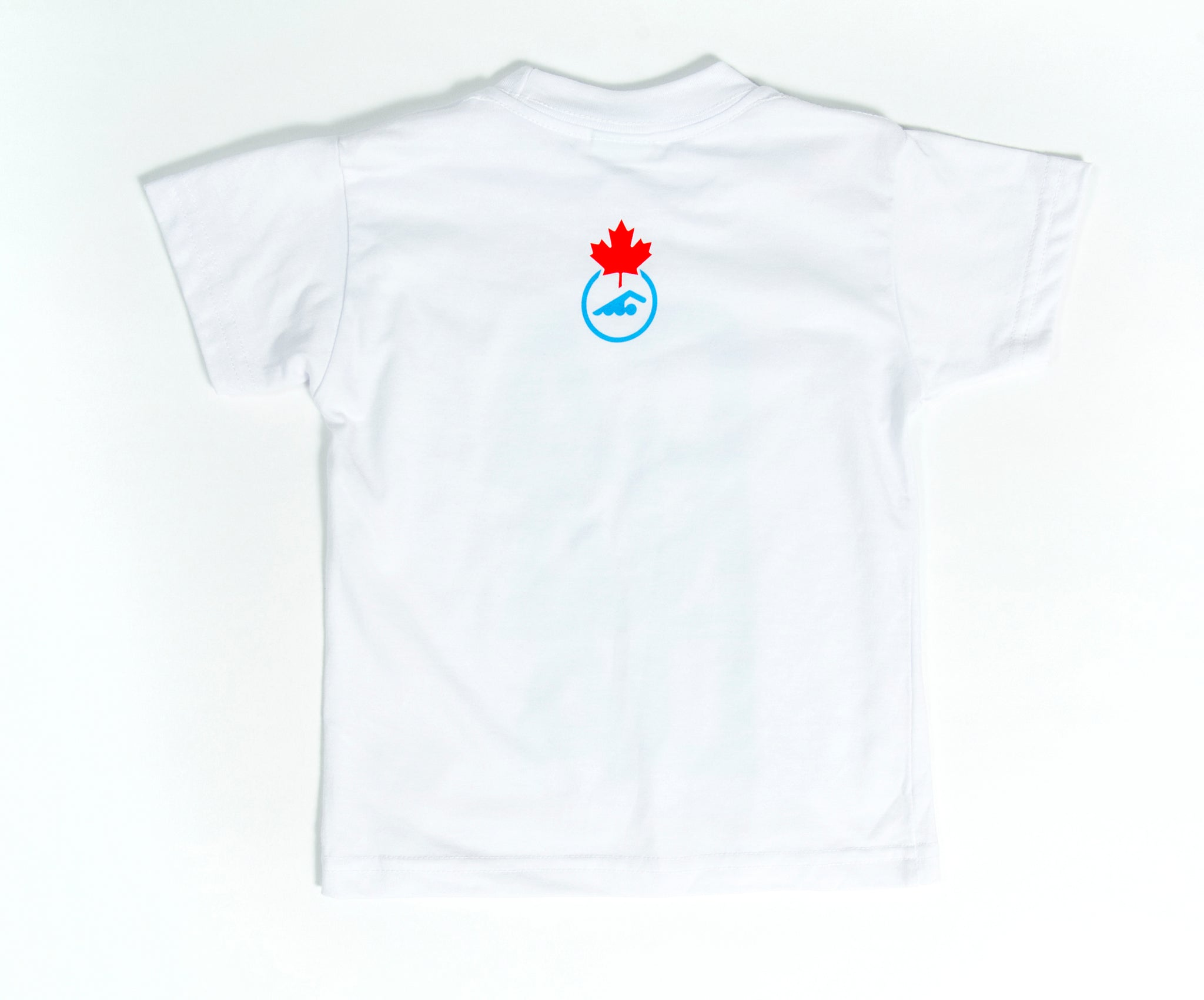 Toddler's Canada Pool Graphic short sleeve T-shirt