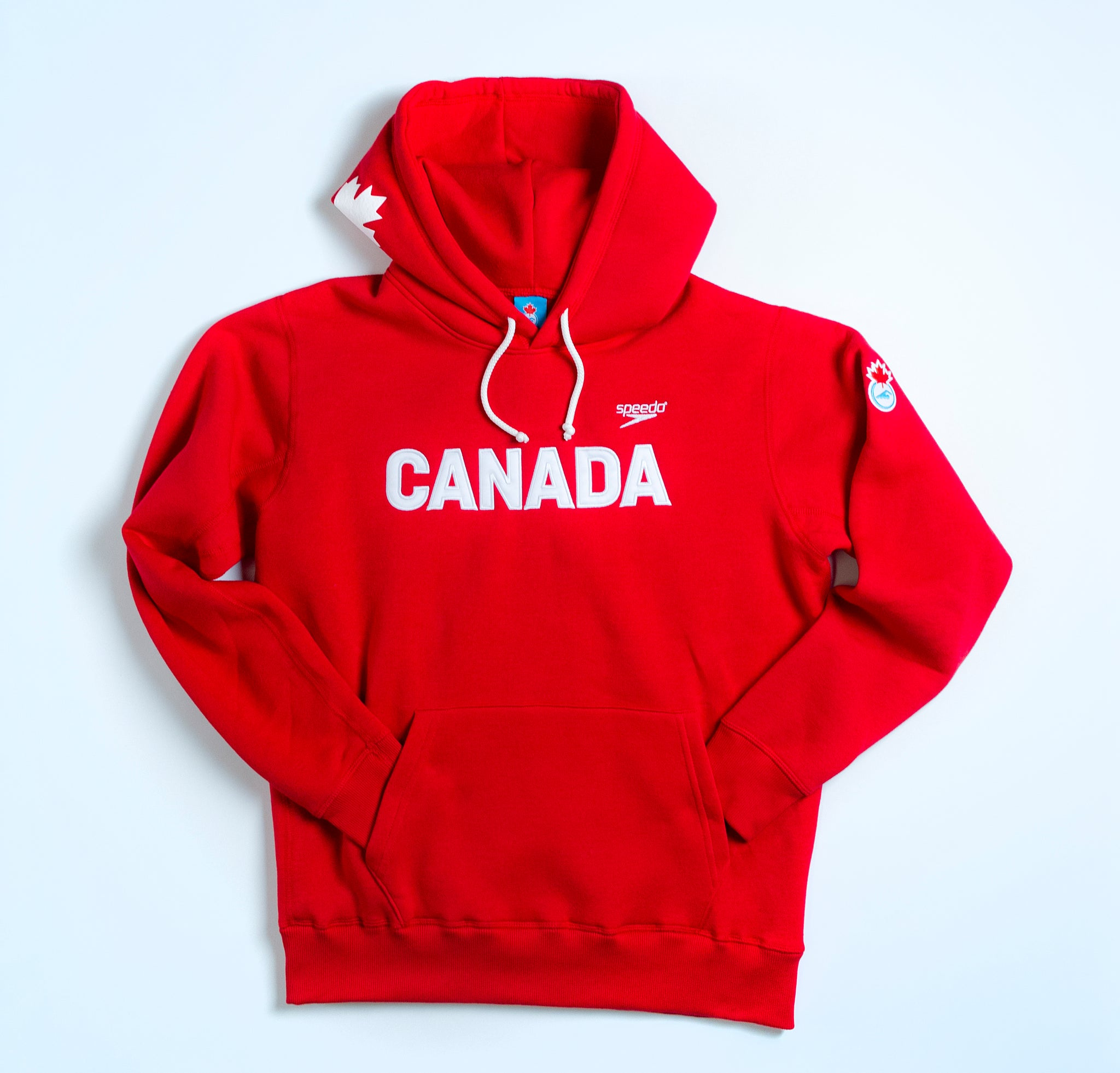 Women's Team Canada Red Sweater