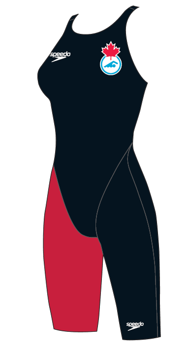 Women's LZR Elite 2 - Closed back
