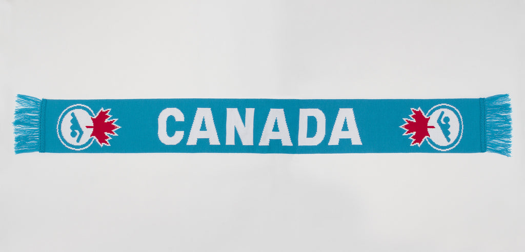 Swimming Canada Scarf
