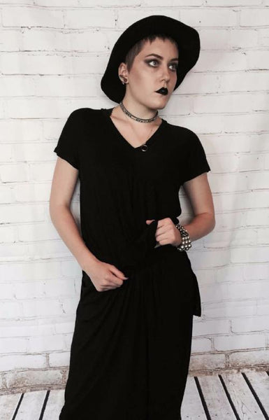 Black Tunic Shirt
