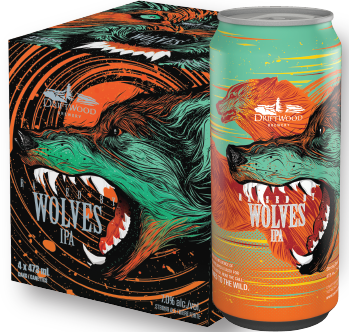 Raised By Wolves IPA