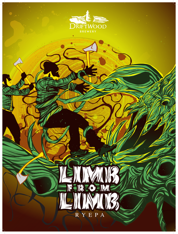 Limb From Limb RyePA Poster
