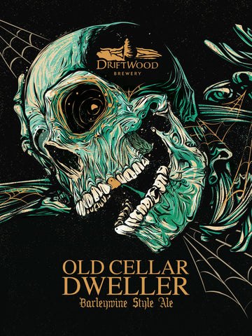 Old Cellar Dweller Poster