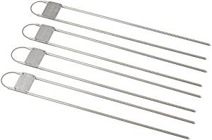 Fire Wire: Double Prong Skewer 4Pack