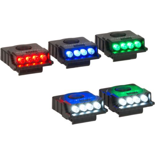 Cyclops: Ultra Mini LED Cap Lights (Multi Pack)
