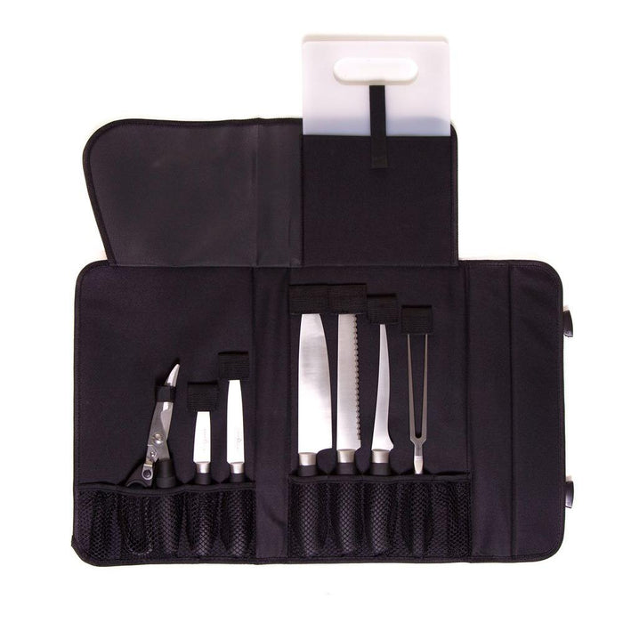 Camp Chef: 9 Piece Knife Set