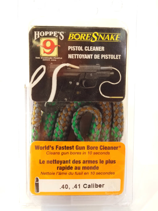 Hoppe's: Bore Snake Shotgun Cleaner .40 cal, .41 cal