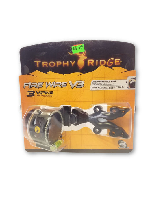 Trophy Ridge Fire Wire V3