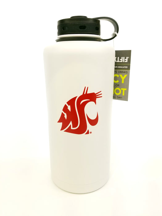 Fifty/Fifty Icy-Hot: 64oz University of WSU Vacuum Insulated Bottle