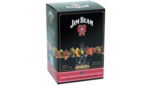 Bradley Smokers: Jim Beam Bisquettes (48 Pack)
