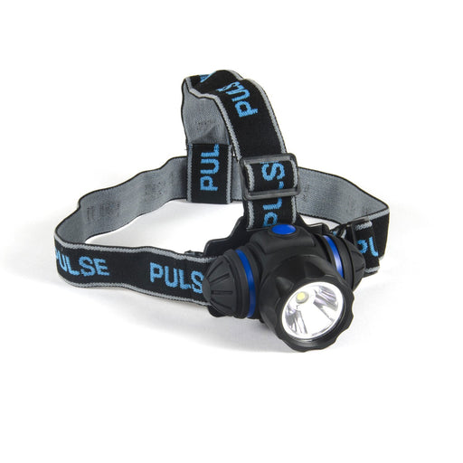 Simple Products: Luxpro Pulse Headlamp 120 Lumnes