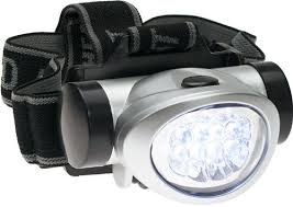 SE 8 LED Head Lamp