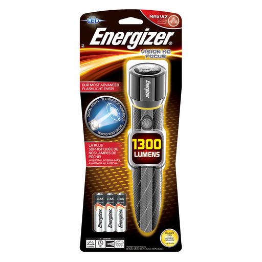 Energizer: Metal Light 1300 Lumens