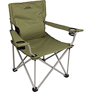 Alps Mountaineering : Fullback Chair (Green)