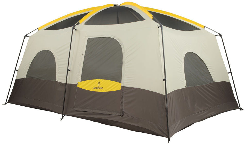 Browning: Big Horn Floor Saver Tent ( 8-Person Tent)