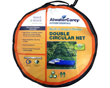 Atwater Carey: Built-In Insect Shield Double Circular Net