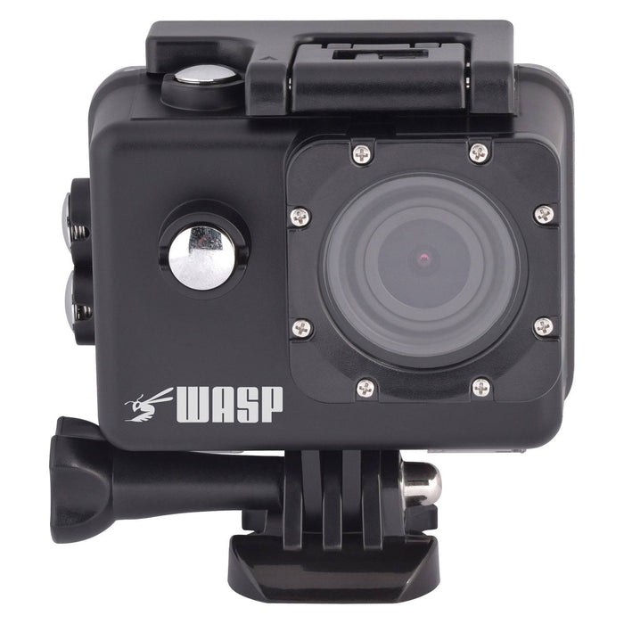 Cedar Eletronics: WASPcam 4K Action Camera (Black)