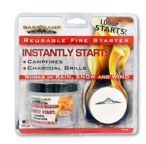 Base Camp Reusable Fire Starter