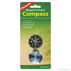 Coghlan's: Magnetic Pocket Compass