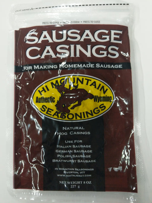 Hi Mountain: Sausage Casings