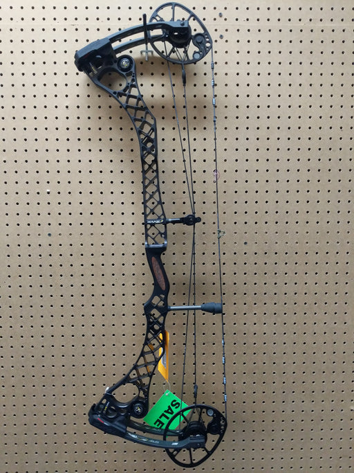 Mathews: Monster Wake- Right Handed (Black/ Black)
