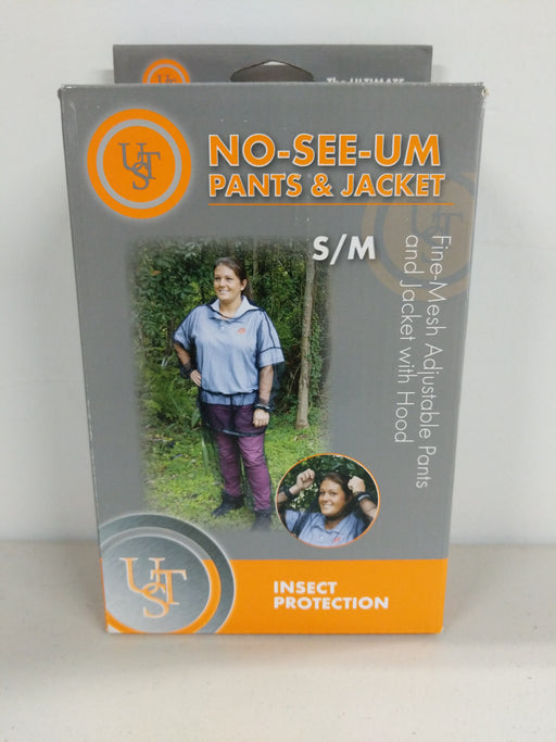 Ultimate Survival: No-See-Um Pants & Jakcet (Small/Medium)