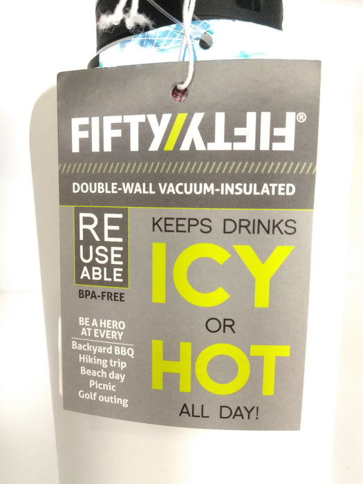 Fifty/Fifty Icy-Hot: 64oz University of Washington Vacuum Insulated Bottle