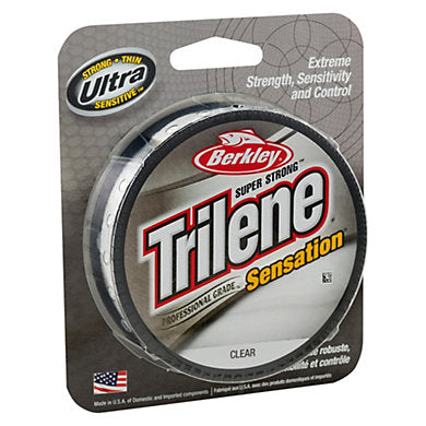 Berkley Super Strong Trilene Professional Grade