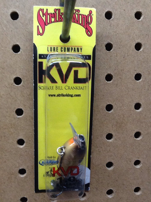 Strike King: KVD Square Bill Crankbait 1.0 (Bluegill)