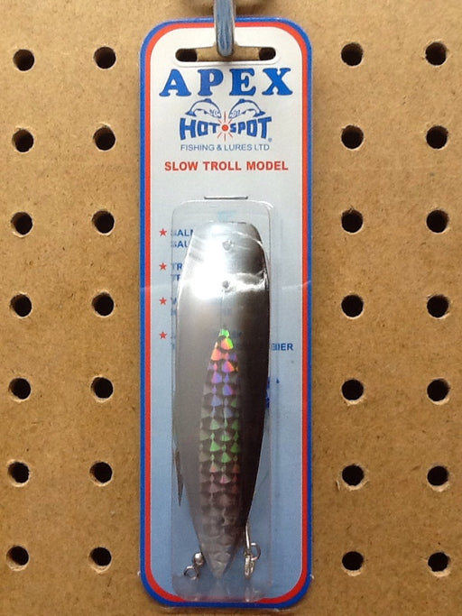 Hot Spot: Apex Slow Troll Model 4.0 (Black Pearl)