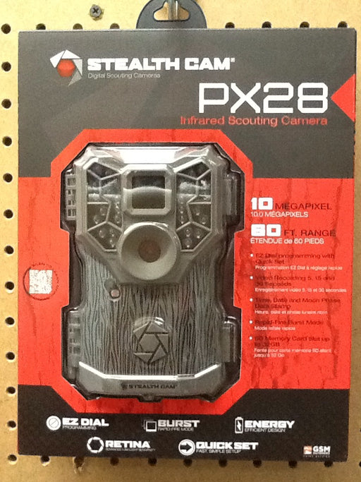 GSM: Stealth Cam PX28