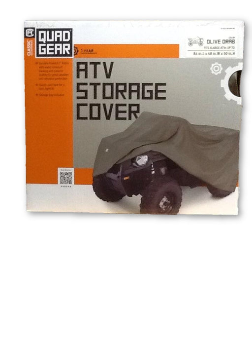 Classic Accessories: ATV Storage Cover (Olive Drab)