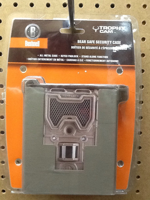 Bushnell: Bear Safe Security Case